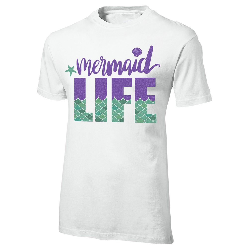 T -Shirts Mermaid Life
